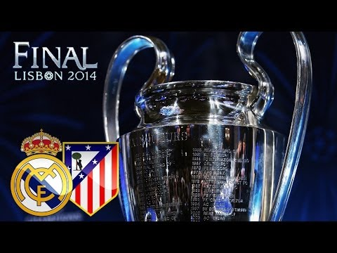 UEFA Champions League Final 2014: Real Madrid vs. Atlético Madrid (Hair vs. Hair)