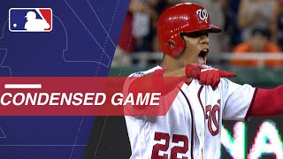 Condensed Game: BAL@WSH - 6/21/18