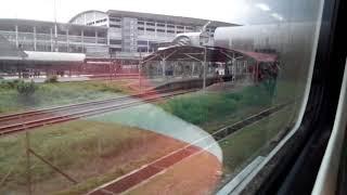 3M, TV, Kuala Lumpur, Malaysia, Mas, City, Rail, KTM, Express, train, ride, travel, video, 21