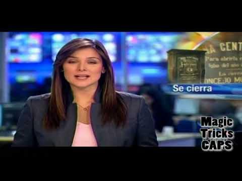 Descuidos de presentadoras de TV