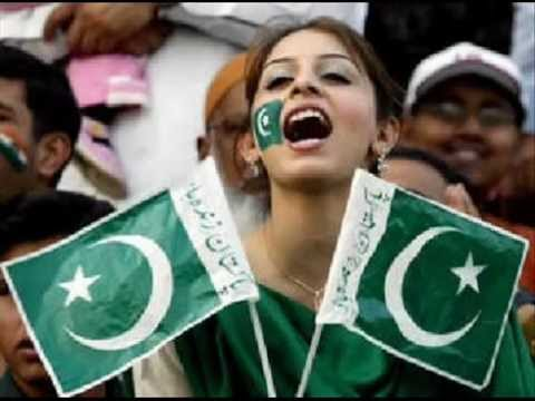 Pakistani Tarana video