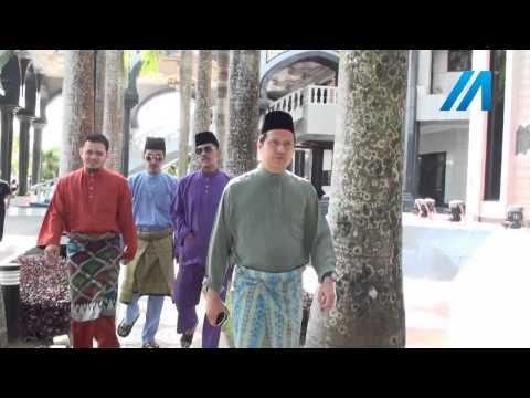 UFB Komen Sultan Hassanal Bolkiah Brunei