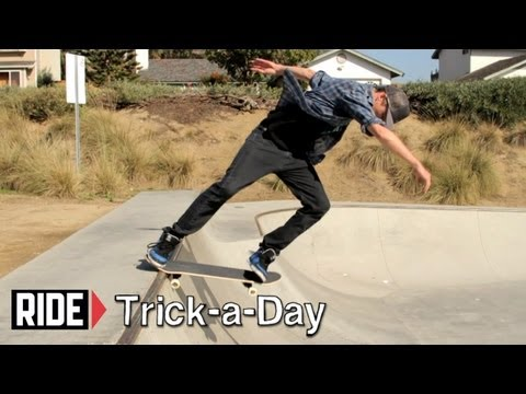 How-To Nose Stall Revert with Chad Bartie - Trick-a-Day