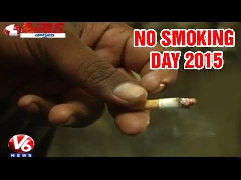 No Smoking Day 2015 - Teenmaar News (11-03-2015)