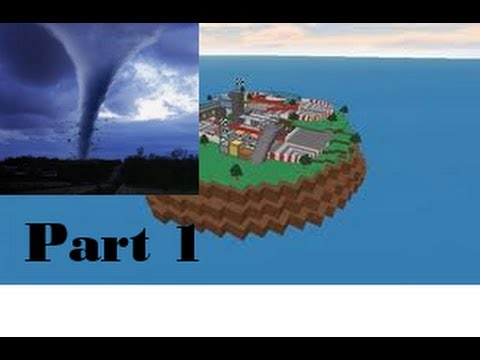 Roblox Natural Disaster Survival - FLOOD FAILS