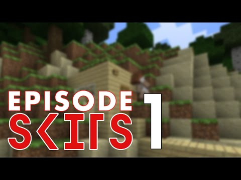Minecraft Skits - Murder (Episode 1)
