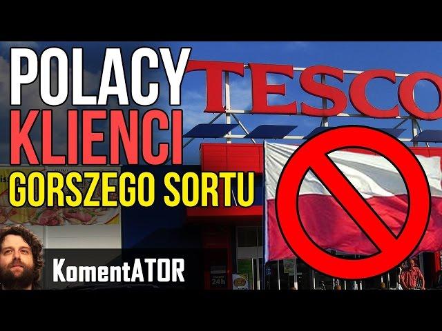 Polacy - Klienci Gorszego Sortu - Gorsze i Droższe Produkty w Polskich Sklepach - Komentator #568