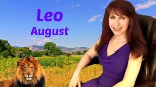 Leo August 2016  Think Newness-New Love, New Start, New Fortune