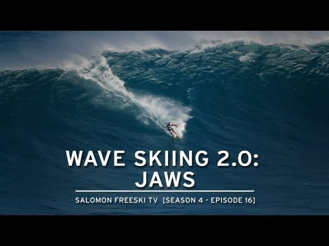 Wave Skiing 2.0: Jaws