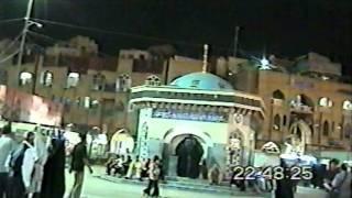 Mehman Goytepelinin Kerbala ziyareti Imam Huseyn ve Abelfezin ziyaretgahi