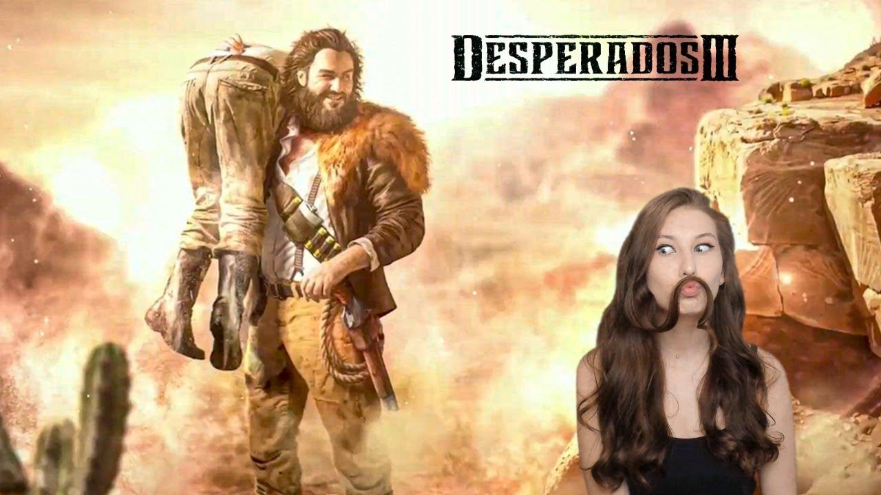 Desperados 3 прохождение ➤ НОВИНОЧКА  ➤ стрим десперадо 3 ➤ 2