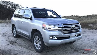 2018 Toyota Land Cruiser – Redline: Review