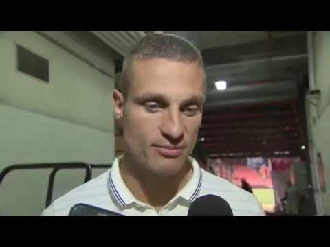 """Inter Milan's ex-Manchester United captain """"Nemanja Vidic"""" reunited"""