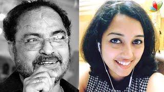 Singer Shan Johnson found dead in Chennai