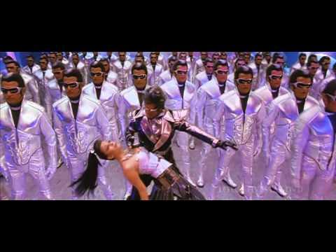 Harima Harima HD Video Song- Robo Telugu Video Song  Rajini kanth, Aishwarya rai, Shankar