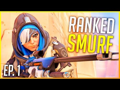 OVERWATCH RANKED: EMPEZAMOS CON SUPPORT!! | SMURF EP.1 | Makina