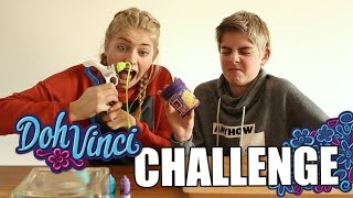 WHAT ARE THOSE van Doh Vinci?! + Win | Marije Zuurveld