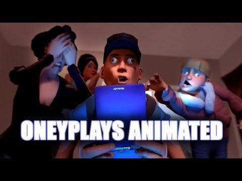 Oney Plays Animated: THE GAMEBOY CREEPYPASTA