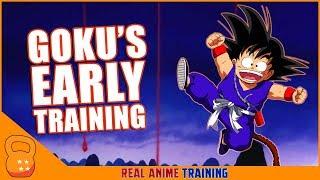 Train Like Kid Goku (Dragon Ball) | Limit Breaker Series | Real Anime Training