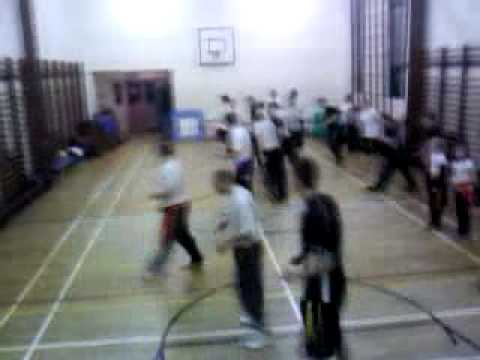 Hull Kung Fu San Shou Training Image 1