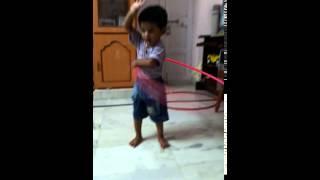 Mintu rings dance