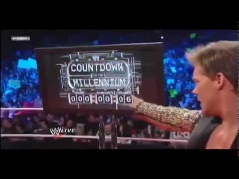 Shh!!! Chris Jericho Finally Speaks! - The Returrn of Chis Jericho's Highlight Reel | Raw 1/23/12