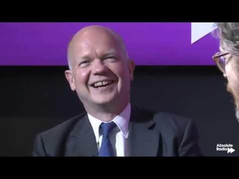 William Hague on Absolute Radio: Full Interview