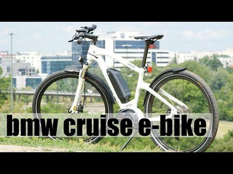 Test BMW Cruise e-Bike - roweru z silnikiem elektrycznym