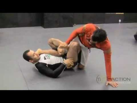 marcelo garcia's 1 leg x guard sweep Image 1