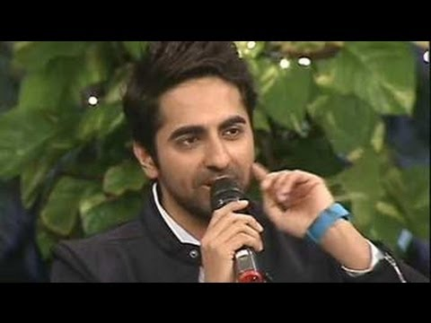 Ayushmann Khurrana sings Pani Da Rang for Vote Ka Dum