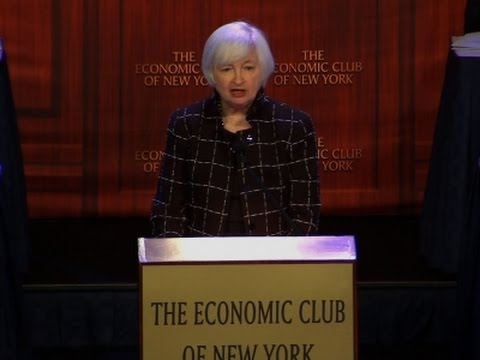 Yellen: Fed Foresees Gradual Pace of Rate Hikes