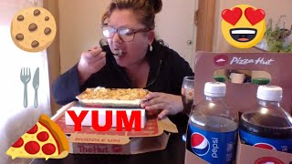 Pizza Hut Mukbang Success! SHOUT OUTS Trisha Paytas, Jason Nash, Jeffree Star, Shane Dawson & Kandy
