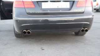 Genesis Sedan 4.6 Fox Exhaust
