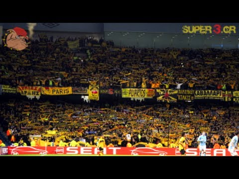 8.000 crazy ARIS fans in Manchester Music Videos