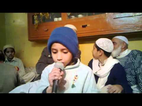Husnain Aabid Naat dil main ishqe nabi ki ho aisi lagan