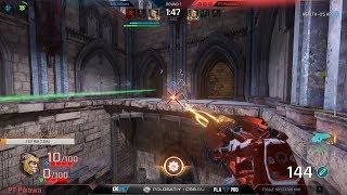 k1llsen vs. Pikawa (Quake Open League #6 EU) – Quake Champions