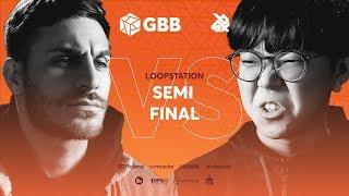 RYTHMIND vs SO-SO | Grand Beatbox Battle 2019 | LOOPSTATION Semi Final