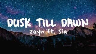 ZAYN - Dusk Till Dawn ft. Sia (Brooks Remix)