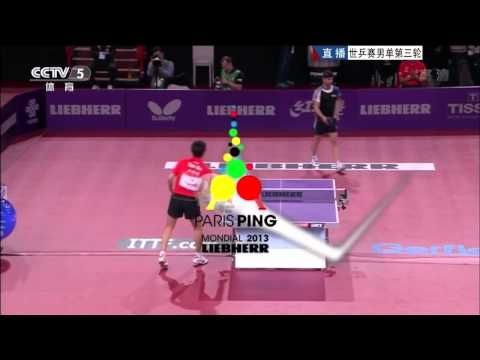 2013 WTTC (ms-R32) YAN An - KREANGA Kalinikos [HD] [Full Match/Chinese]