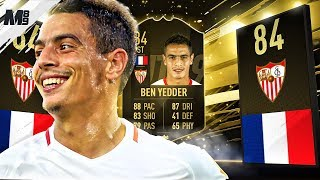 FIFA 19 IF BEN YEDDER REVIEW | 84 IF BEN YEDDER PLAYER REVIEW | FIFA 19 ULTIMATE TEAM