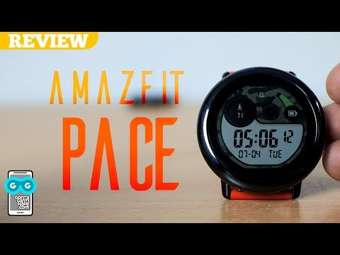 Review (Xiaomi) Huami Amazfit Pace Indonesia - The Best Smartwatch?