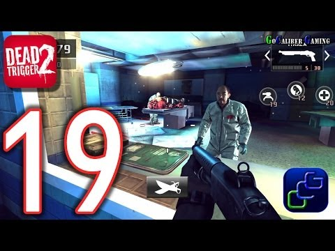 DEAD TRIGGER 2 Android Walkthrough - Part 19 - CHINA Story Mission: Autopsy
