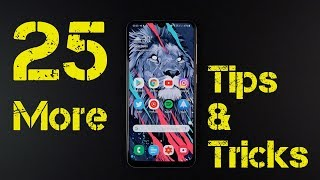 25 More Tips & Tricks for Samsung Galaxy A50   One UI Hidden Features