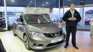 Review of the new Nissan Pulsar