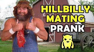 Insane Hillbilly Mating Prank - Ownage Pranks