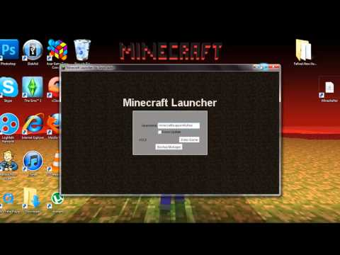 Minecraft Launcher / and - Minecraft PC Launcher Download