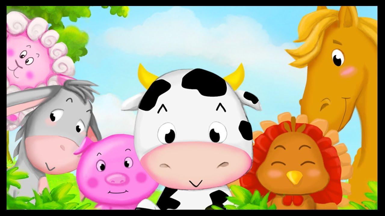 Apprendre les animaux de la ferme en fran ais youtube - Images d animaux de la ferme ...