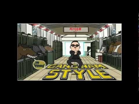 Park Jae-Sang - Gangnam Style (Audio)