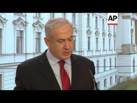 Netanyahu condemns UN resolution on Palestine
