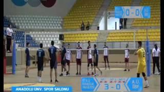 Anadolu Üniversitesi Bahar Şenlikleri Voleybol Erkek Müsabakaları